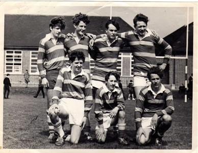 King John Rugby Sevens 61/62