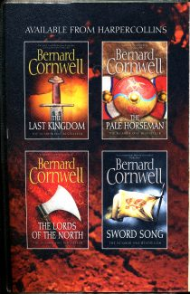 The first 4 books in the series