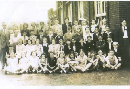 Benfleet Primary School Photo 1954