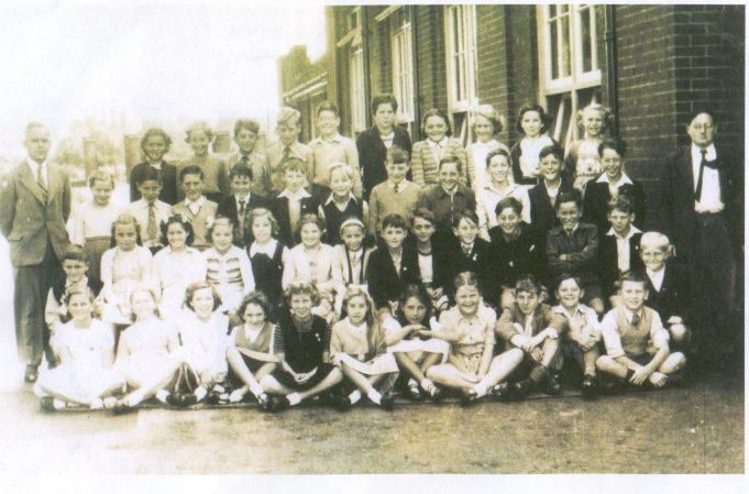 Benfleet Primary School Photo 1954
