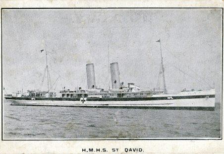 H.M.H.S. St. David