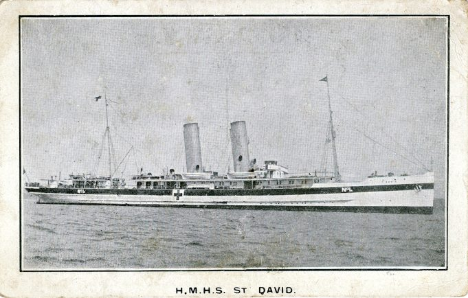 H.M.H.S. St. David. | Unknown.