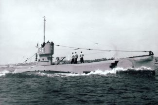 H.M. Submarine H31. | The Royal Navy.