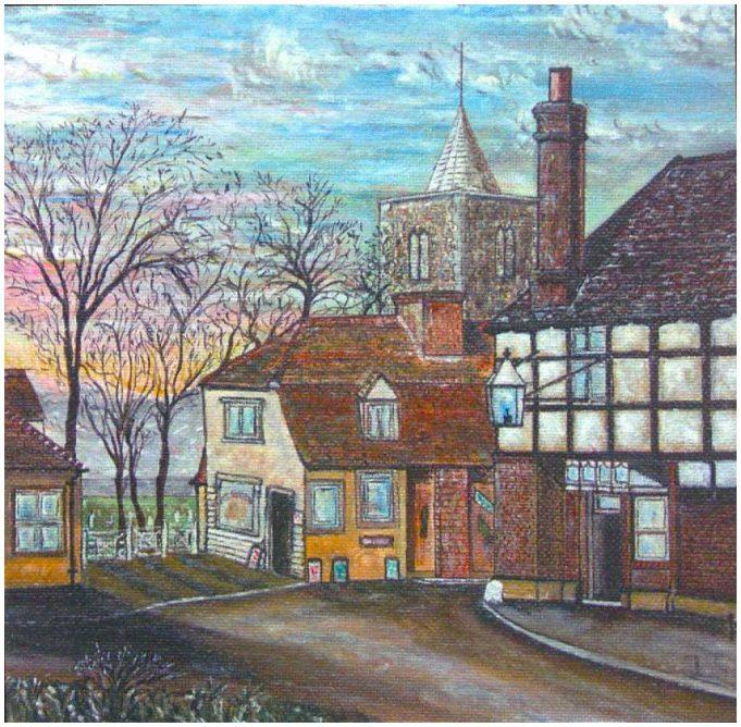 Knightley's shop | Iris Sugg