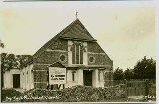 Methodist church 1931 | John Downer