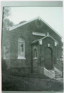 South Benfleet Wesleyan Church built in 1877 | John Downer