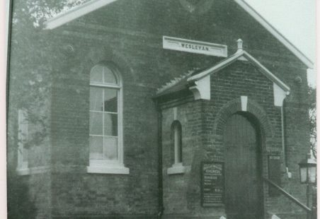 The Methodist Church in South Benfleet 1856 - 2011 Part 1