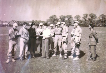 Benfleet Greys Baseball Team