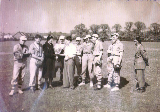 The team in 1951 | John Millward