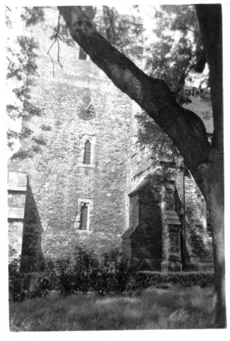 St Mary's Church tower   Betty Matson