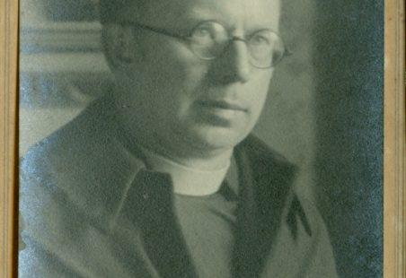 Reverend Ralph Gardner