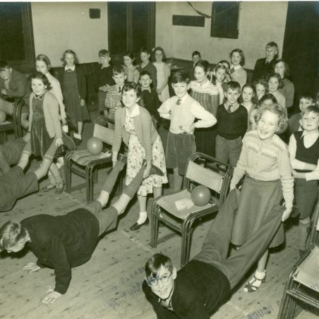 Photo 8: Party games? date unknown | Shiner & Holmes