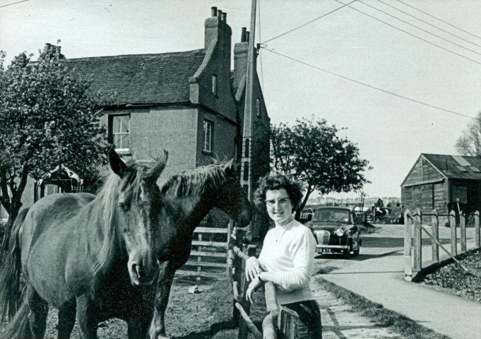 Me on The Colony. c.1965 | Maureen Watson