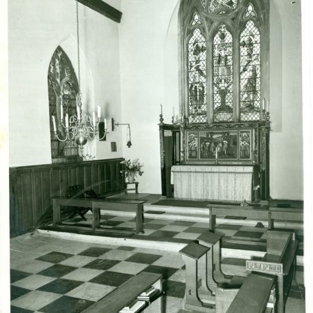 Photo 18: No information available | Terry Babbage, Church Warden, St Mary's Church