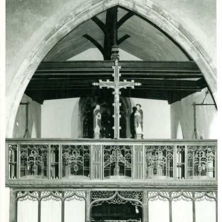 Photo 19: No information available | Terry Babbage, Church Warden, St Mary's Church