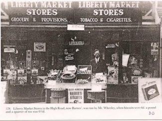 'Liberty Stores'  | 'Bygone Benfleet