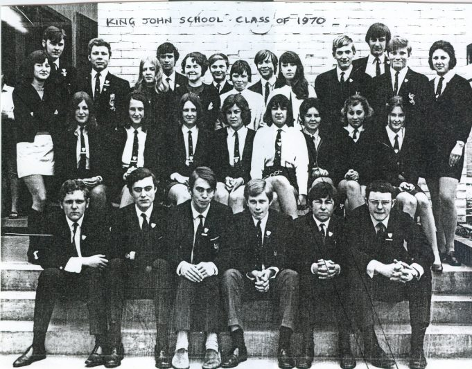 King John School class of 1970 | Glenn Newman