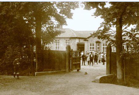 Thundersley Junior School Days 1950s