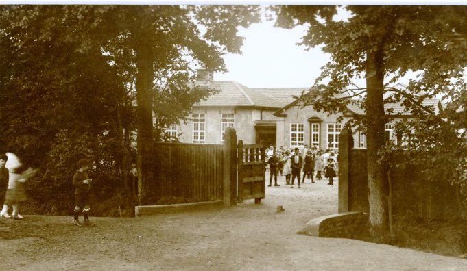 Thundersley Primary School c. 1930s