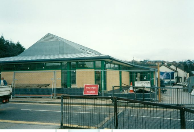 The New South Benfleet Library