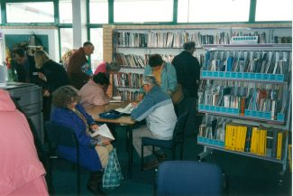 Official Opening of the New South Benfleet Library