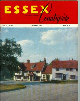 Essex Countryside magazine. Vol 14. No. 116 - September 1966
