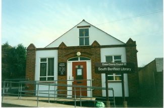Old South Benfleet Library | Mrs June Elmes