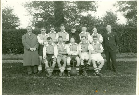 Benfleet Football Team