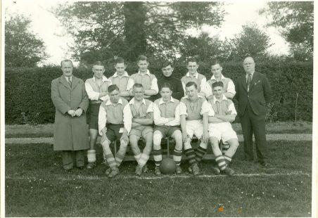 Benfleet Football Team