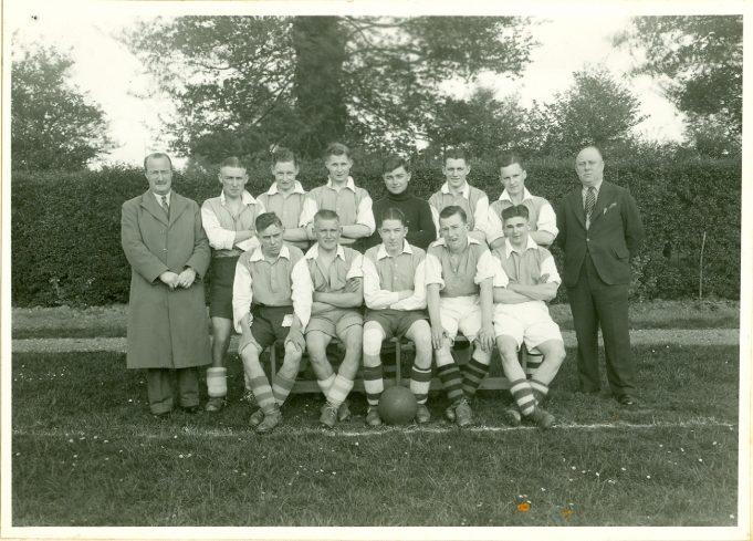 Benfleet Football Team 1938
