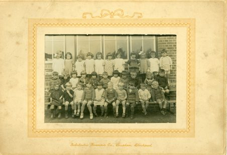 South Benfleet School - Class Photo 1926