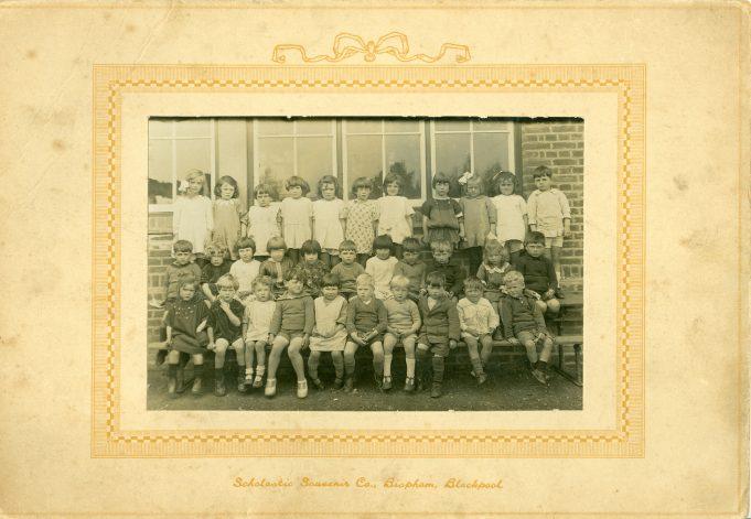 Class photo June 1926 | Pat Croisette