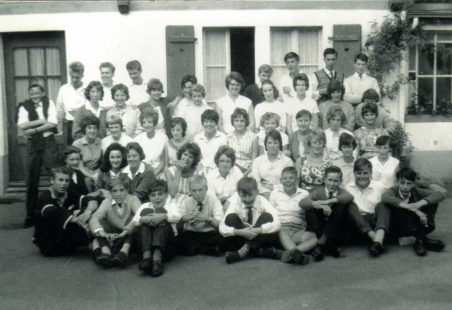 King John School Trip to Switzerland 1960/1