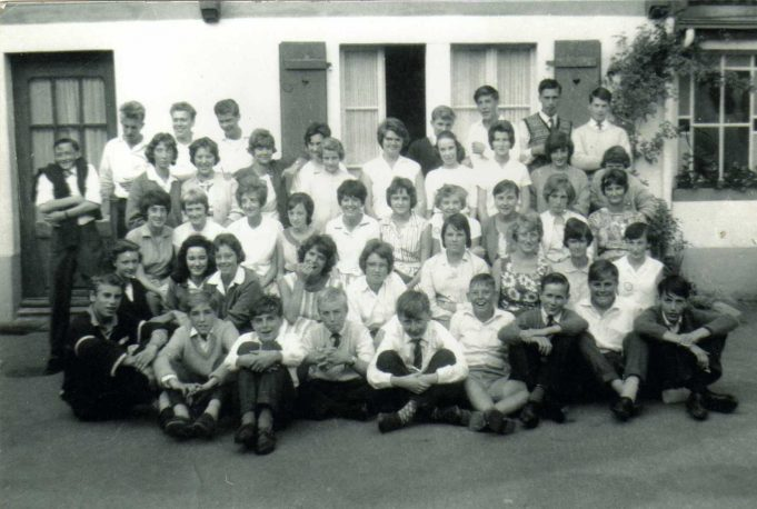 School trip 1960/61 | Graham Burroughs