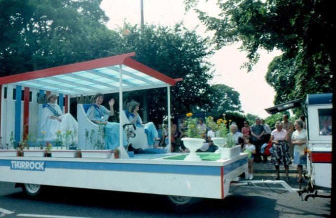 Thurrock Carnival Queen | Ronnie Pigram