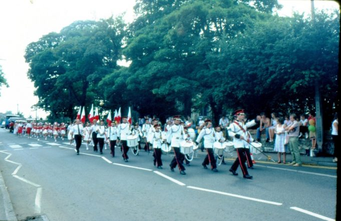 Is this Hadleigh Marching Militaire? | Ronnie Pigram