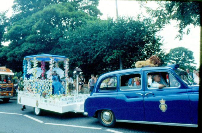 Miss Royal British Legion - Waltham Abbey Branch | Ronnie Pigram