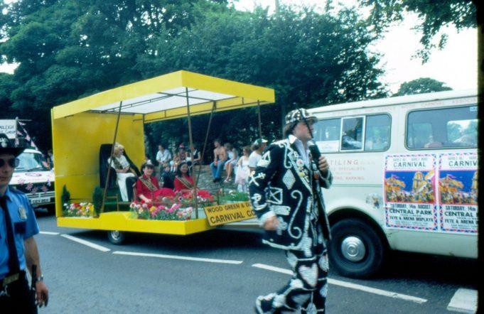 Harold Hill and Harold Wood Carnival Association - Wood Green | Ronnie Pigram