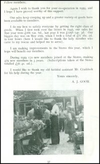 Taken from BHS Year Book 1960 | Benfleet Horticultural Society