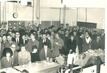 King John School Teachers Late 50s, early 60s