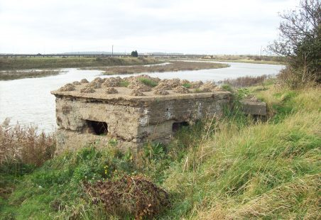 WW2 Southern Pillbox
