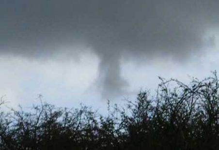 Tornado hits Benfleet