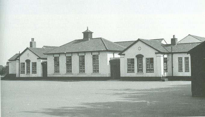 Thundersley Primary School c. 1955 | Thundersley Primary School