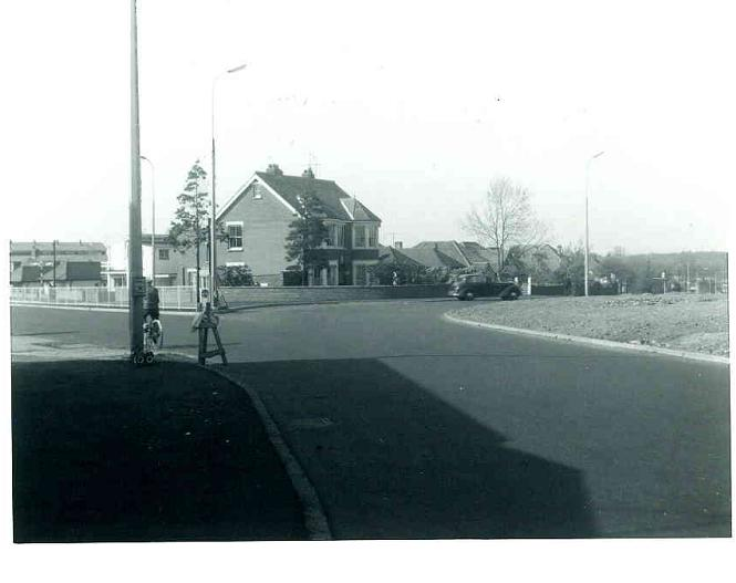 The same house as in the photo above but taken from the junction of Benfleet Road and London Road.