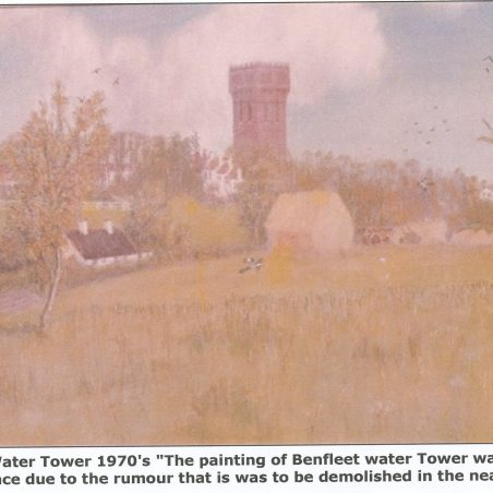 Water Tower | Henry Gerald Russell