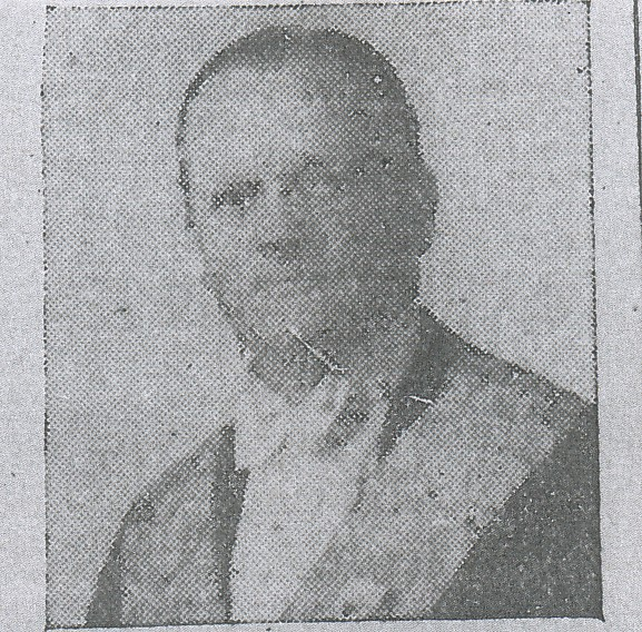 Photo of Fred Whisstock