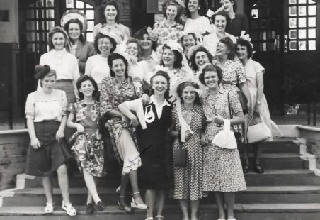 1940s Day Out for Glanfields Ladies