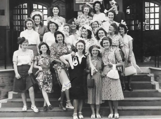 1940s Day Out for Glanfields Ladies | Alan Cox