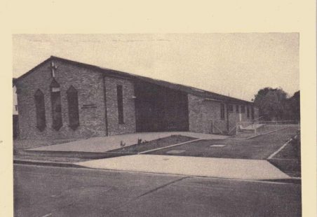 Thundersley Methodist Church history - By George Thompson Brake