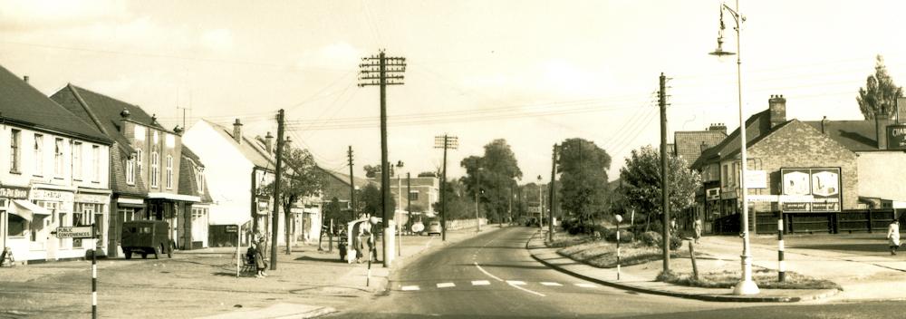 London Road, Tarpots